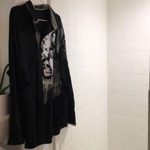 BOGO $9 ❤️Skull 💀 & clowns 🤡 shirt